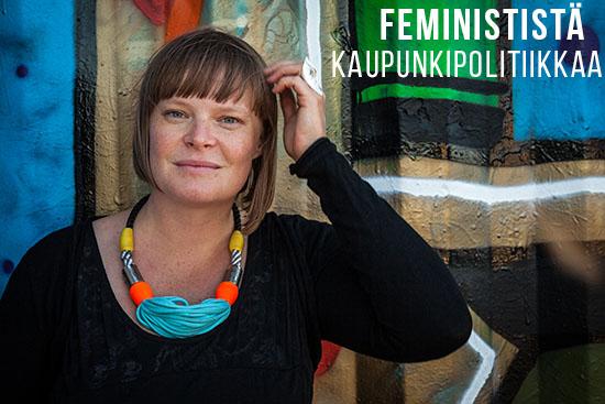 feministista kaupunkipolitiikkaa